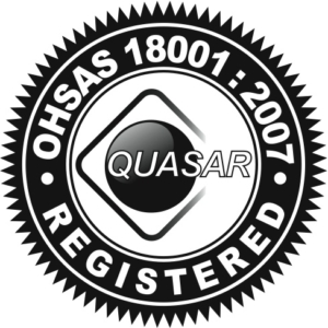 QUASAR English 18001_2007 Black